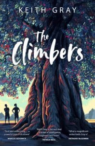 Cover of The Climbers by Keith Gray
