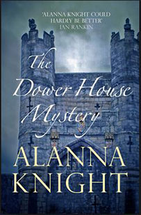 Alanna Knight - The Dower House Mystery