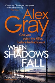 Alex Gray - When Shadows Fall