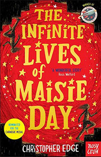 Christopher Edge - The Infinite Lives of Maisie Day