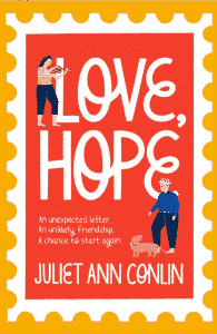 Book cover of Love, Hope by Juliet Ann Conlin