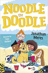 cover of Noodle the Doodle by Jonathan Meres