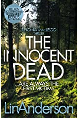 Book cover of The Innocent Dead by Lin Anderson