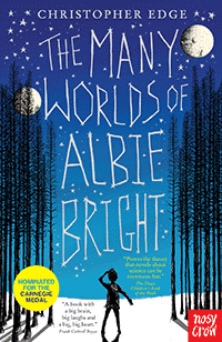 Christopher Edge - The Many Worlds of Albie Bright