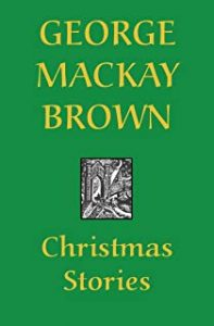 Book cover Christmas Stories by George Mackay Brown