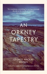 Book cover of An Orkney Tapestry by George Mackay Brown