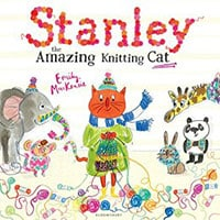 Emily Mackenzie - Stanley the Amazing Knitting Cat