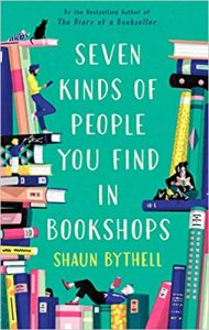 Book cover of Seven kinds of people by Shaun Bythell