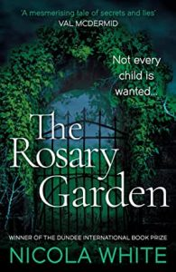 Book cover The Rosary Garden by Alison White