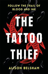 Alison Belsham - The Tattoo Thief