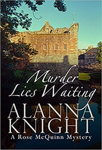 Alanna Knight - Murder Lies Waiting