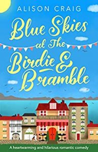 Book cover of Blue Skies at Birdie by Alison Craig