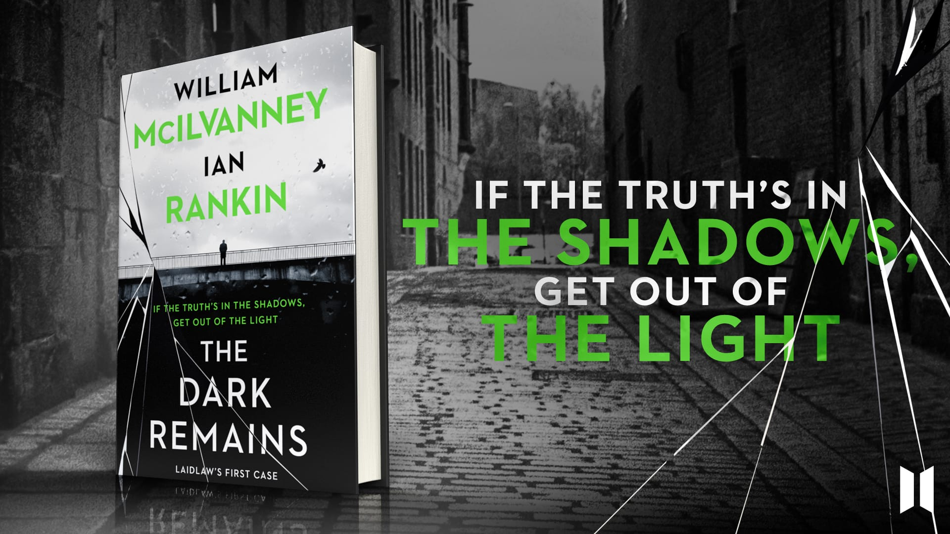 Cover of The Dark Remains